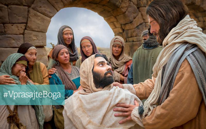 Vprašajte Boga: 'Zakaj imamo preizkušnje?'
